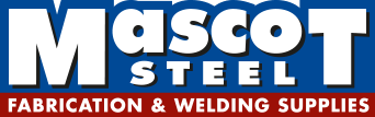 Mascot Steel Footer Logo