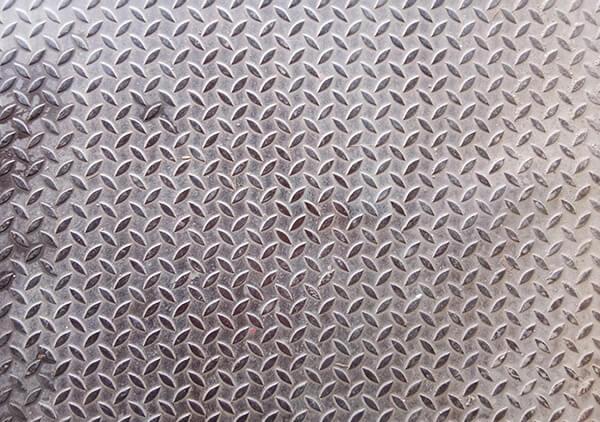 Steel Floor Plate Mascot Steel